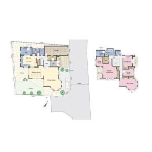 3LDK House in Osawa - Mitaka-shi Floorplan