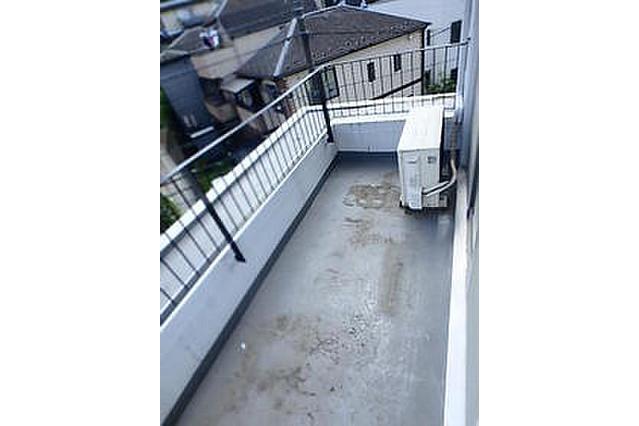 1DK Apartment to Rent in Yokohama-shi Kanagawa-ku Balcony / Veranda