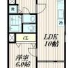 在目黒區購買3LDK 公寓大廈的房產 房間格局