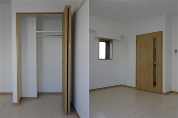 1K Apartment to Rent in Kita-ku Interior