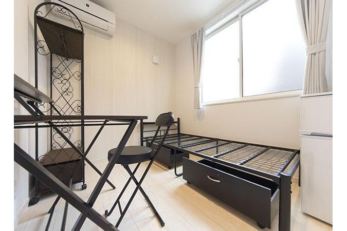 Private Guesthouse to Rent in Suginami-ku Bedroom