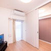 1R Apartment to Rent in Minato-ku Western Room