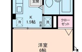 1K Apartment in Inokashira - Mitaka-shi