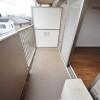 1K Apartment to Rent in Kawagoe-shi Balcony / Veranda