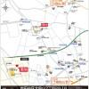 3LDK 戸建て 世田谷区 地図