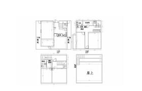 3SLDK {building type} in Sugamo - Toshima-ku