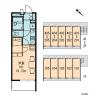 1K Apartment to Rent in Fukuoka-shi Jonan-ku Interior