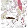 在澀谷區內租賃2LDK 公寓大廈 的房產 地圖