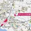 1LDK マンション 世田谷区 地図