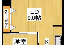 福岡市博多區大博町-1LDK{building type}