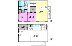 2LDK House in Shimoagawa - Iyo-shi