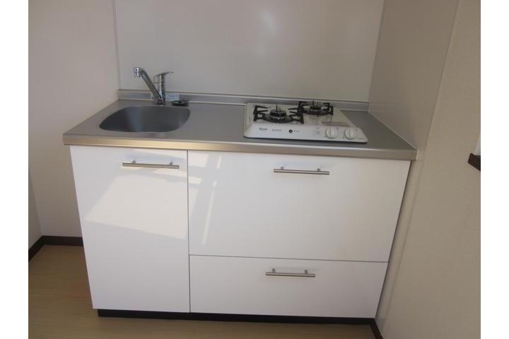 1R Apartment to Rent in Niiza-shi Interior