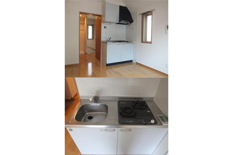 1DK Apartment to Rent in Ota-ku Interior