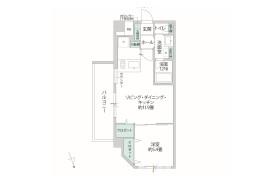 1LDK {building type} in Yotsuya - Shinjuku-ku