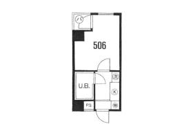 1R Apartment in Shukucho - Yokohama-shi Minami-ku