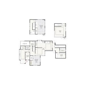 3LDK House in Kitashirakawa yamadacho - Kyoto-shi Sakyo-ku Floorplan