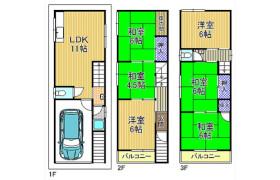 大阪市港区市岡-6LDK{building type}