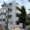 1R Apartment to Rent in Setagaya-ku Building Entrance