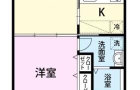 2K {building type} in Takasago - Fukuoka-shi Chuo-ku