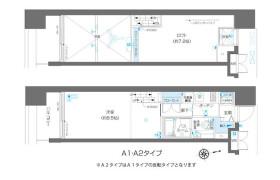 1K Apartment in Mita - Minato-ku