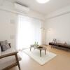 在新宿區內租賃2LDK 公寓大廈 的房產 起居室