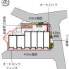 1K Apartment to Rent in Katsushika-ku Map