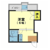 1K Apartment to Rent in Osaka-shi Joto-ku Floorplan