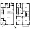 3LDK House to Rent in Toyota-shi Floorplan