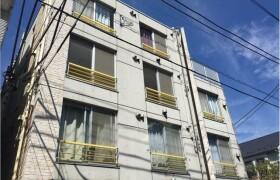 澀谷區富ヶ谷-1K公寓大廈