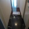 在中央区内租赁1K 公寓大厦 的 入口/玄关