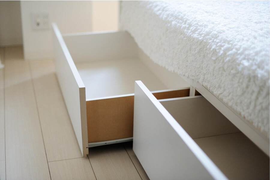 Private Guesthouse to Rent in Shibuya-ku Storage
