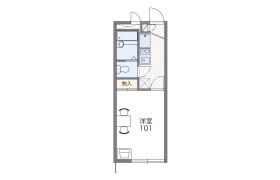 1K Apartment in Takazu - Yachiyo-shi