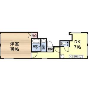 Whole Building {building type} in Shikitsunishi - Osaka-shi Naniwa-ku Floorplan