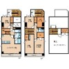 4SLDK Apartment to Rent in Nakano-ku Floorplan