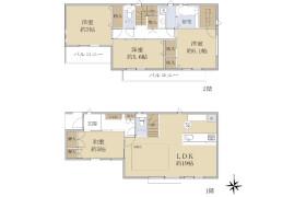 4LDK {building type} in Susukino - Yokohama-shi Aoba-ku