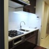 1DK Apartment to Rent in Chuo-ku Kitchen