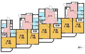 2DK Apartment in Nakahara - Mitaka-shi