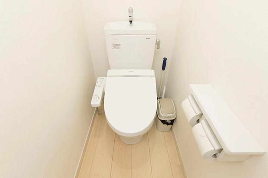 Private Serviced Apartment to Rent in Shinjuku-ku Toilet