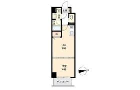 1LDK Apartment in Kikui - Nagoya-shi Nishi-ku