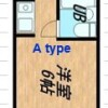 1R Apartment to Rent in Osaka-shi Higashinari-ku Floorplan