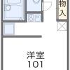 1K Apartment to Rent in Sakai-shi Higashi-ku Interior