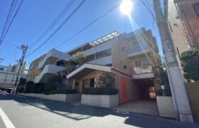 1K {building type} in Kakinokizaka - Meguro-ku