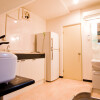 Shared Guesthouse to Rent in Taito-ku Washroom