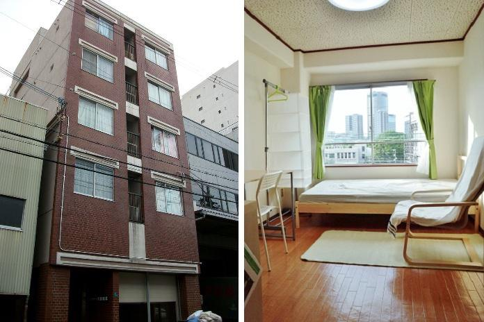 1K Apartment to Rent in Osaka-shi Miyakojima-ku Exterior