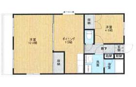 2DK Apartment in Kitajima - Gifu-shi