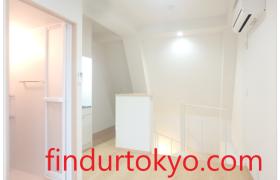涩谷区初台-1LDK公寓大厦