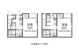 1K Apartment in Hinokuchicho - Osaka-shi Kita-ku
