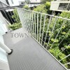 1DK Apartment to Rent in Bunkyo-ku Balcony / Veranda