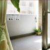 1K Apartment to Buy in Shibuya-ku Balcony / Veranda