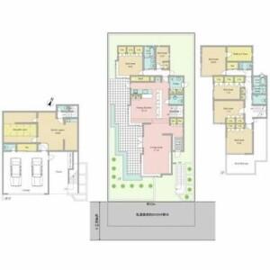 6LDK {building type} in Kamiikedai - Ota-ku Floorplan
